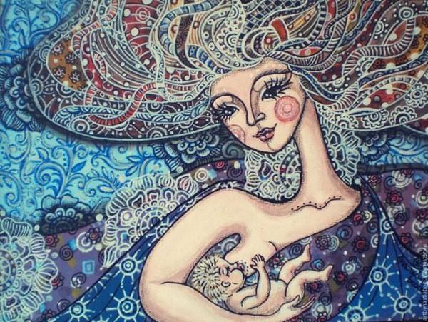 Материнская доминанта