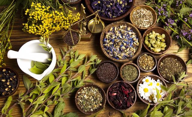 9 растений Аюрведы для красоты и роста волос